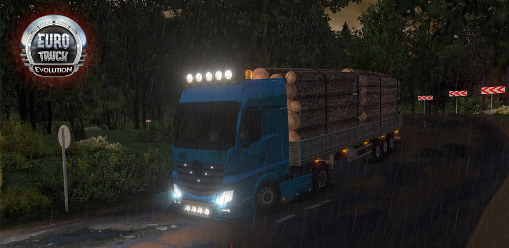 Euro Truck Driver - Evolution