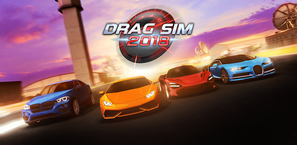 Drag Sim 2018