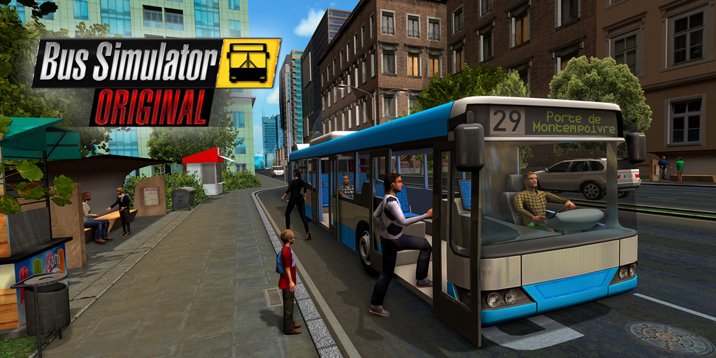Bus Simulator Original